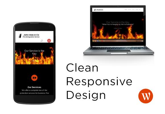 John Asta Responsive Design